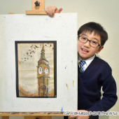 佐敦(1月,2018) Technical Drawing Class for Age 6-12