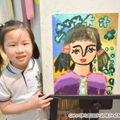 Caine Rd. (May-2018) Pure Arts Class for Age 5-6