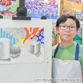 Olympic (May-2018) Technical Drawing Class for Age6-12