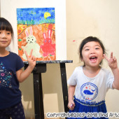Jordan(Jun-2018) Performance Arts Class for Age 3-4