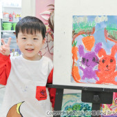 Olympic (Jun-2018) Performance Arts Class for Age3-4