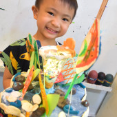 Jordan(May-2018) Performance Arts Class for Age 3-4
