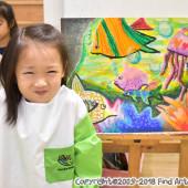Jordan(Aug-2018) Pure Arts Class for Age 5-6