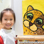 佐敦(11月,2018) Documentary Arts Class for Age 4-5