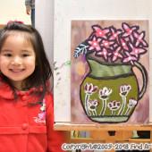 Jordan(Jan-2019) Documentary Arts Class for Age 4-5