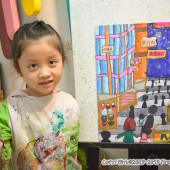 Caine Rd. (Feb-2019) Pure Arts Class for Age5-6