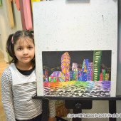 Caine Rd. (Mar-2019) Pure Arts Class for Age5-6