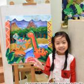 佐敦(7月,2019) Documentary Arts Class for Age 4-5
