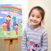Jordan(Mar-2018) Documentary Arts Class for Age 4-5