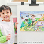 Olympic (Mar-2018) Pure Arts Class for Age5-6