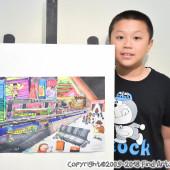 Jordan(Jun-2018) Technical Drawing Class for Age 6-12