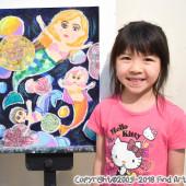 佐敦(6月,2018) Pure Arts Class for Age 5-6
