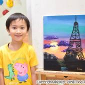 佐敦(7,2018) Pure Arts Class for Age 5-6