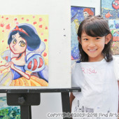 Olympic (Jun-2018) Technical Drawing Class for Age6-12