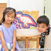 Jordan(Nov-2018) Pure Arts Class for Age 5-6