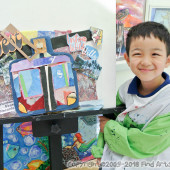 Olympic (Jul-2018) Documentary Arts Class for Age4-5