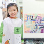 Olympic (Jul-2018) Pure Arts Class for Age5-6