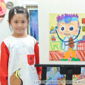Olympic (Aug-2018) Performance Arts Class for Age3-4