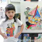 Olympic (Aug-2018) Documentary Arts Class for Age4-5