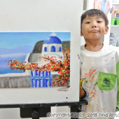 Olympic (Aug-2018) Pure Arts Class for Age5-6