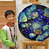 參賽作品 - 2018國際珊瑚礁年美術比賽