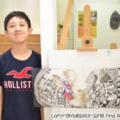 佐敦(9-12月,2018) Visual Arts for Age 13-18
