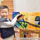Jordan(Jan-2019) Pure Arts Class for Age 5-6