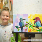 Caine Rd. (Jan-2019) Pure Arts Class for Age5-6