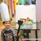 Caine Rd. (Mar-2019) Performance Arts Class for Age3-4
