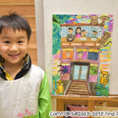 佐敦(4月,2019) Pure Arts Class for Age 5-6