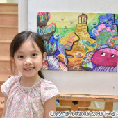 Jordan(June-2019) Pure Arts Class for Age 5-6