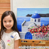佐敦(7月,2019) Pure Arts Class for Age 5-6