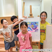 佐敦(7月,2019) Technical Drawing Class for Age 6-12