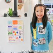 奧運 (11月, 2018) Technical Drawing Class for Age 6-12
