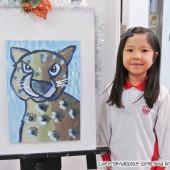 奧運 (11月,2018) Documentary Arts Class for Age 4-5
