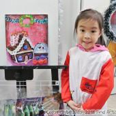 奧運 (12月, 2018) Pure Arts Class for Age 5-6