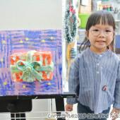 奧運 (12月, 2018) Performance Arts Class for Age 3-4