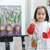 Olympic (Jan-2019) Performance Arts Class for Age 3-4