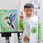 奧運 (1月, 2019) Pure Arts Class for Age 5-6