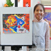 Olympic (Feb-2019) Technical Drawing Class for Age 6-12