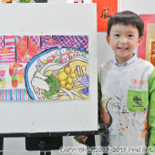 Olympic (Feb-2019) Pure Arts Class for Age 5-6