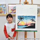 Jordan(Feb & Mar -2020) Pure Arts Class for Age 5-6