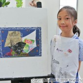 Olympic (May-2019) Technical Drawing Class for Age 6-12