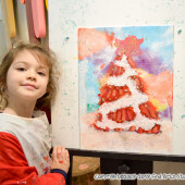 Caine Rd. (Nov-2019) Pure Arts Class for Age5-6