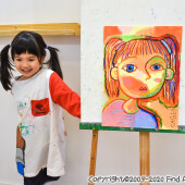 Jordan(Apr-2020) Documentary Arts Class for Age 4-5