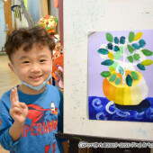 Caine Rd. (Feb to Apr-2020) Pure Arts Class for Age5-6