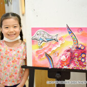 Caine Rd. (Jul & Aug-2020) Pure Arts Class for Age5-6