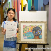 Winners of 2020 World Children's Art Conference