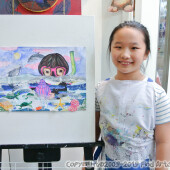 Olympic (Aug-2019) Technical Drawing Class for Age 6-12