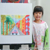 Olympic (Aug-2019) Pure Arts Class for Age 5-6